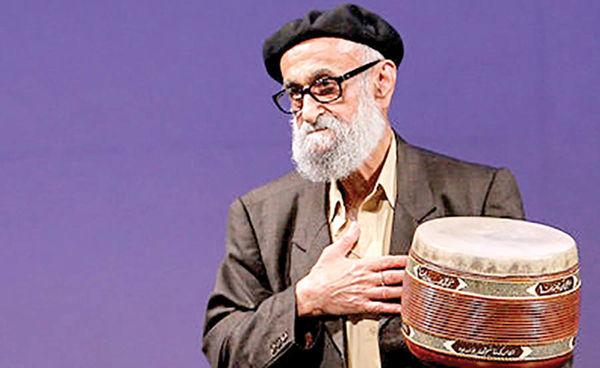 محمد اسماعیلی به یاد استاد ظریف: مقام امن و می بی غش و رفیق شفیق