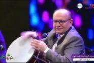 اجرای «ساریگلین» و دیگر قطعات خاطره انگیز آذری توسط وحید اسداللهی