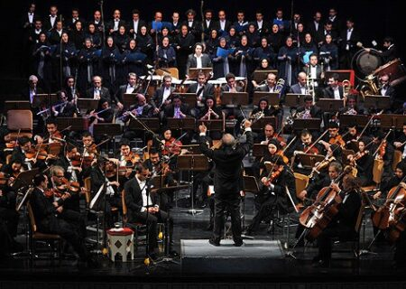 همنوازی خانگی صلح، برابری و برادری از ارکستر سمفونیک تهران و نوازندگان جهان آماده شد
