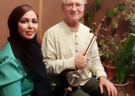 استاد علیاکبر شکارچی: سازهای این بانوی هنرمند با سازهایی که مردان میسازند، برابری میکند