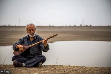 نام خنیاگر موسیقی نواحی در فهرست ملی نادره کاران