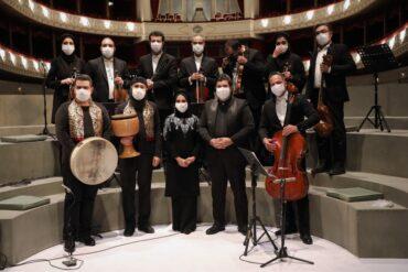 اجرای کنسرت آنلاین سالار عقیلی در تالار وحدت
