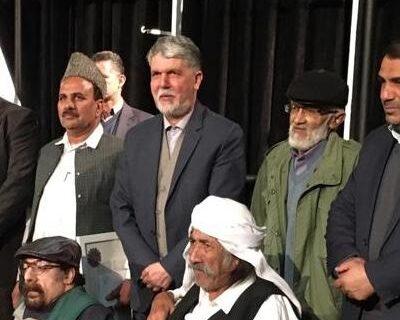 پیام تسلیت وزیر فرهنگ و ارشاد اسلامی در پی درگذشت رسول بخش زنگشاهی