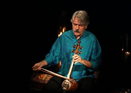 نوای ساز کیهان کلهر در اصفهان می پیچد