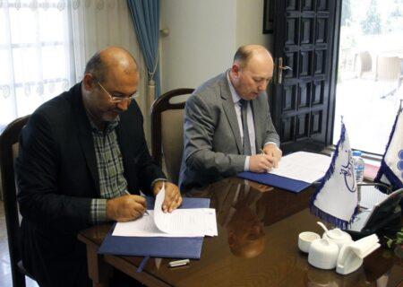 عقد تفاهم نامه همکاری بین مؤسسه اکو و فرهنگسرای نیاوران