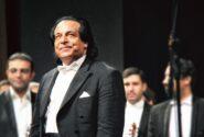 علی رهبری در چین کنسرت می دهد