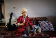 بخشی نامدار ترکمن دار فانی را وداع گفت