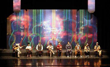 مرحلۀ نهایی جشنواره جوان
