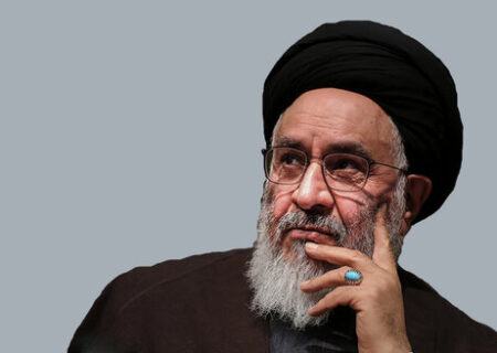 پیام آیت الله محقق داماد برای درگذشت استاد بلند آوازه ایران