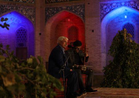 شمس الله پرند: تمام ابزار کار یک موسیقیدان، دست و حنجره اوست