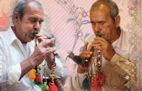آیین نکوداشت رجب سپهری توسط انجمن موسیقی بوشهر برگزار شد