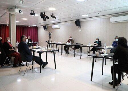 نخستین جلسه کار گروه موسیقی مؤسسه هنرمندان پیشکسوت برگزار شد