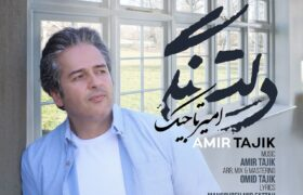 امیر تاجیک از «دلتنگی» خواند