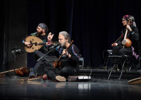 برنامههای گذشته و آینده گروه موسیقی رستاک در گفتوگو با فرزاد مرادی