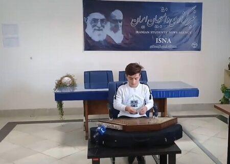 گفتگو با کارن احمدی، نابغه موسیقیِ ۱۴ ساله