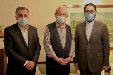 هشدار خالق سرود جمهوری اسلامی ایران