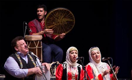 ناصر وحدتی موسیقی گیلان را روایت کرد