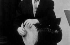 یادی از «حسین تهرانی» نوازنده نامی تنبک