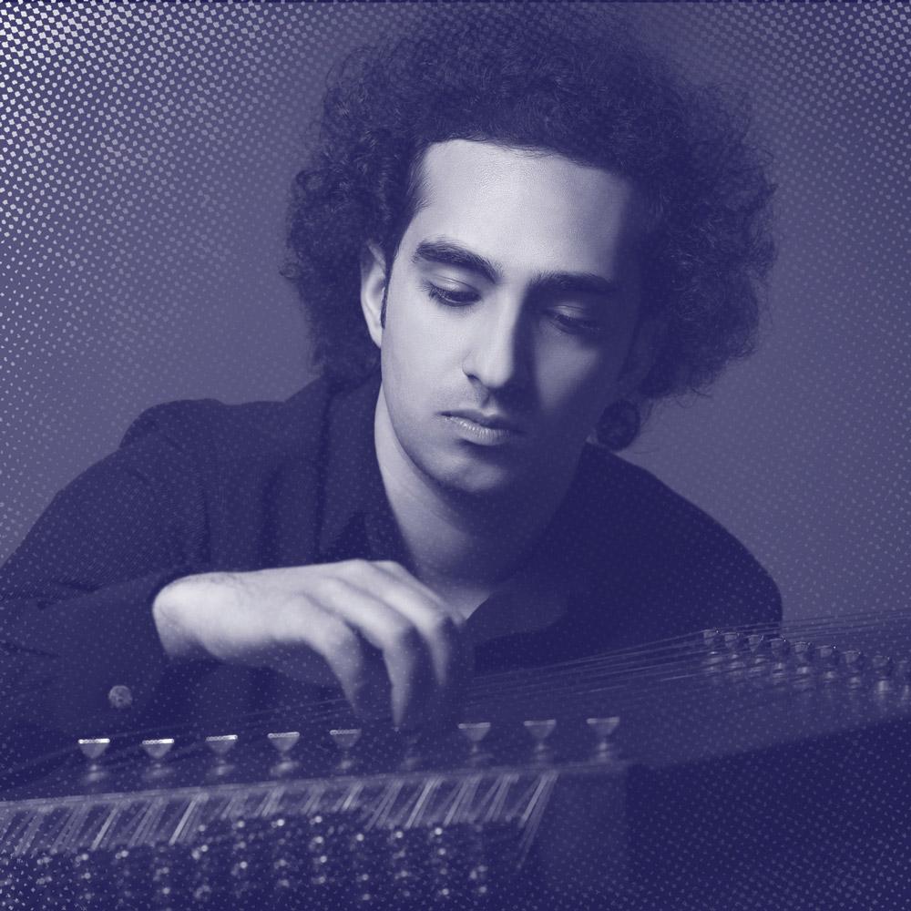 آرمان مهدیه در گفتگو با موسیقی ایرانیان از آلبوم «به موازات بی نهایت» گفت