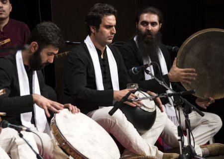 گروه مقامی «آیین» نماینده ایران در جشنواره داغستانِ روسیه