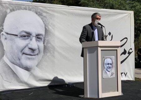 مراسم تشییع و تدفین پیکر علی مرادخانی برگزار شد