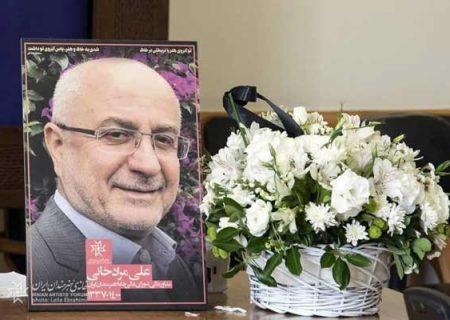 گرامیداشت یاد و خاطره علی مرادخانی در نشست شورای عالی خانه هنرمندان ایران