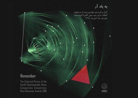 آثار برگزیده چهارمین دوره «جایزه رضا کروریان» منتشر شد