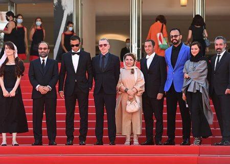 نغمه مرغ سحرِ محمدرضا شجریان در فرش قرمز جشنواره فیلمِ کَن
