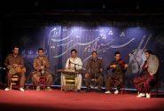 اجراهای سومین روز از ششمین جشنواره موسیقی ایلام بروی صحنه رفت