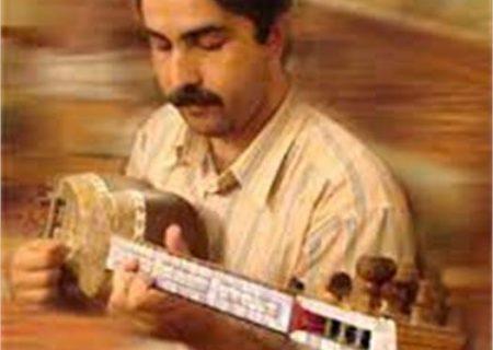 رضا حسینی بقانام، نوازنده جوان تبریزی نشان درجه یک هنری گرفت
