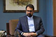 سید مجتبی حسینی با هنرمندان خداحافظی کرد