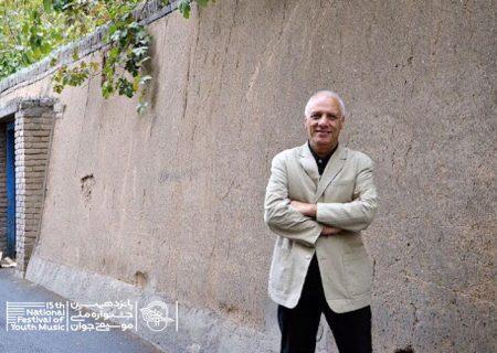 اکبر محمدی: کلارینت نوازان رده سنی الف داوران را تحت تاثیر قرار دادند