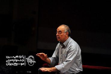 نادر مرتضی پور: ارکسترهای مختلف از برگزیدگان جشنواره تشکیل شود
