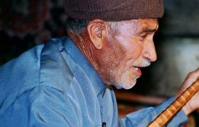 علی غلامرضایی آلمه جوقی درگذشت