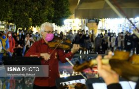 گزارش تصویری «کنسرتْ در شهر»