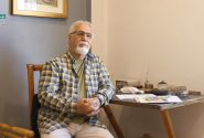 گفتگوی تصویری موسیقی ایرانیان با استاد مهدی آذرسینا